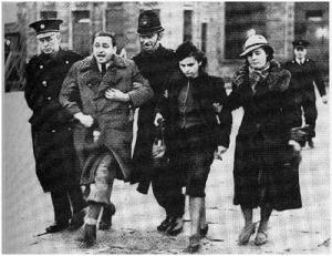Kristallnacht Arrests